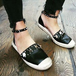 Shoes - 🚨LAST PAIR!!//The Francesca//Black Espadrille